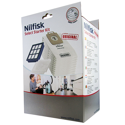 Billede af Nilfisk Select Starter Kit
