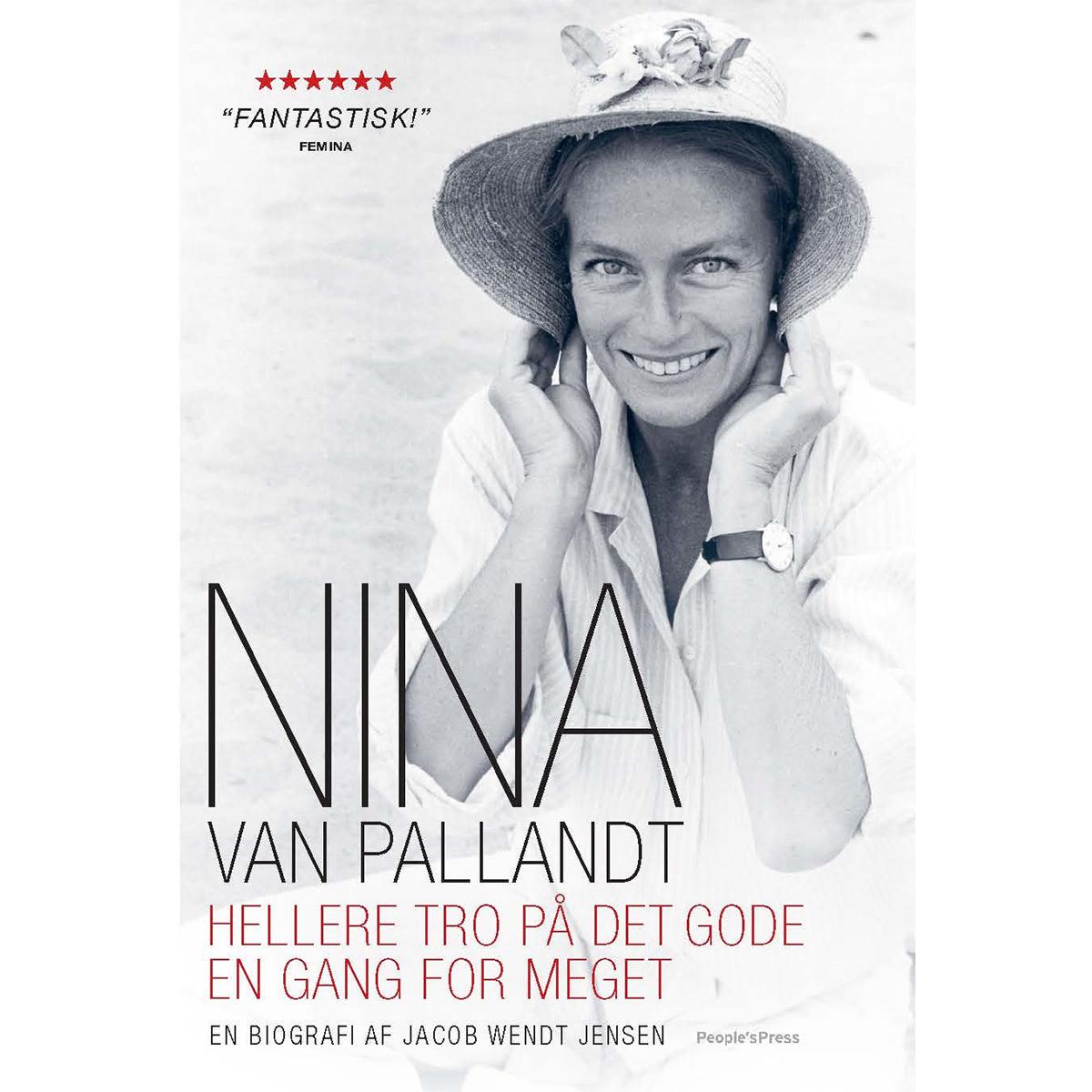 Nina van Pallandt - Paperback