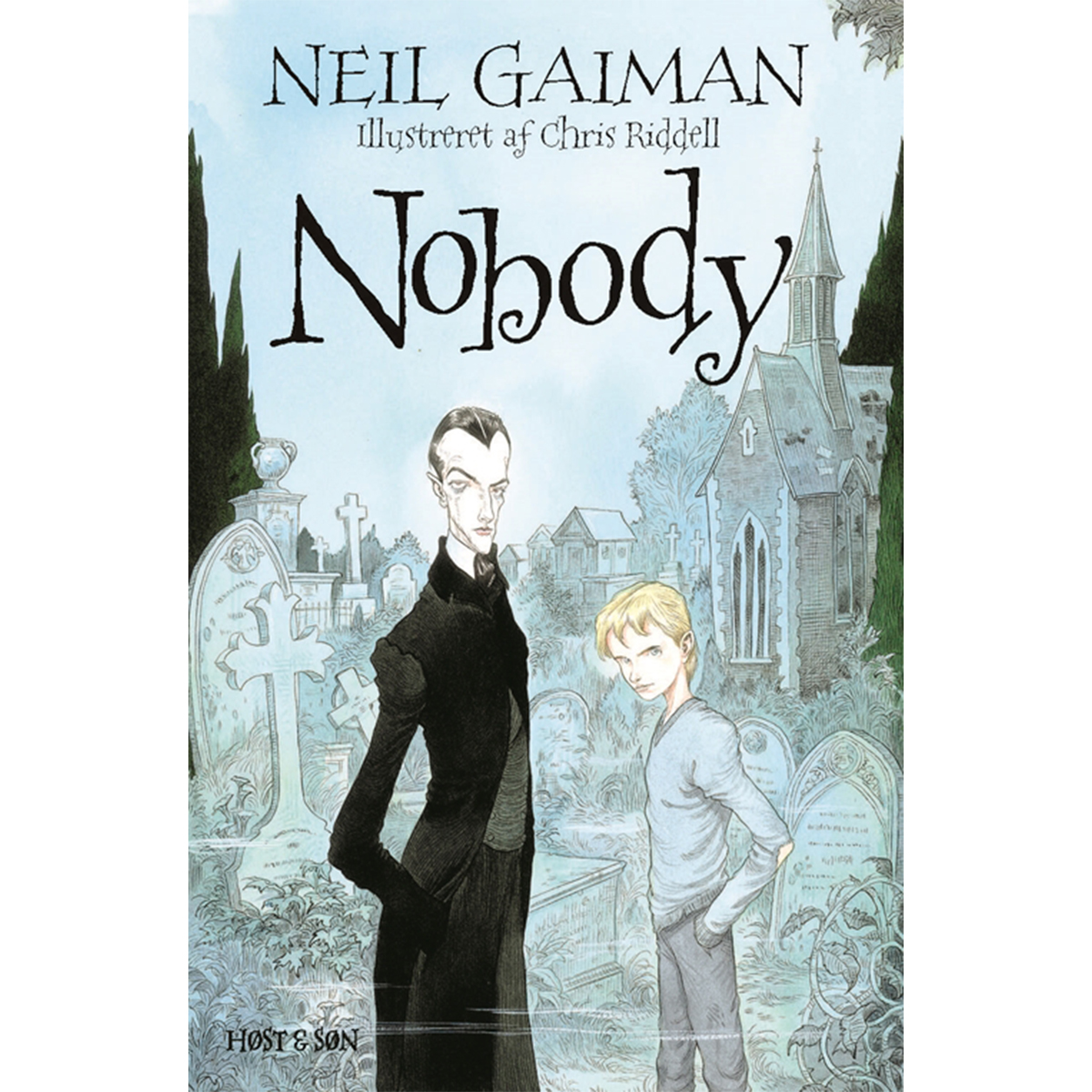 Image of   Nobody - Hæftet