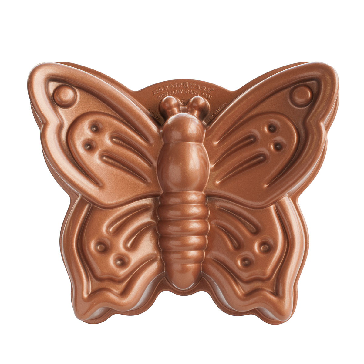 Image of   Nordic Ware bageform - Butterfly Cake Pan