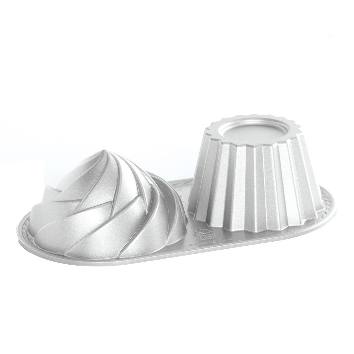 Image of   Nordic Ware bageform - Cute Cupcake Pan