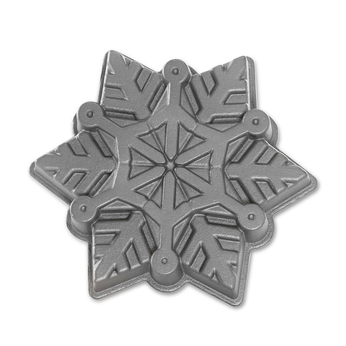 Image of   Nordic Ware bageform - Frozen Snowflake Pan
