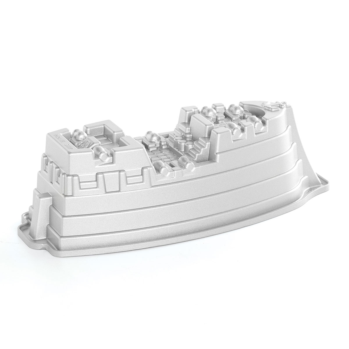 Image of   Nordic Ware bageform - Pirate Ship Cake Pan