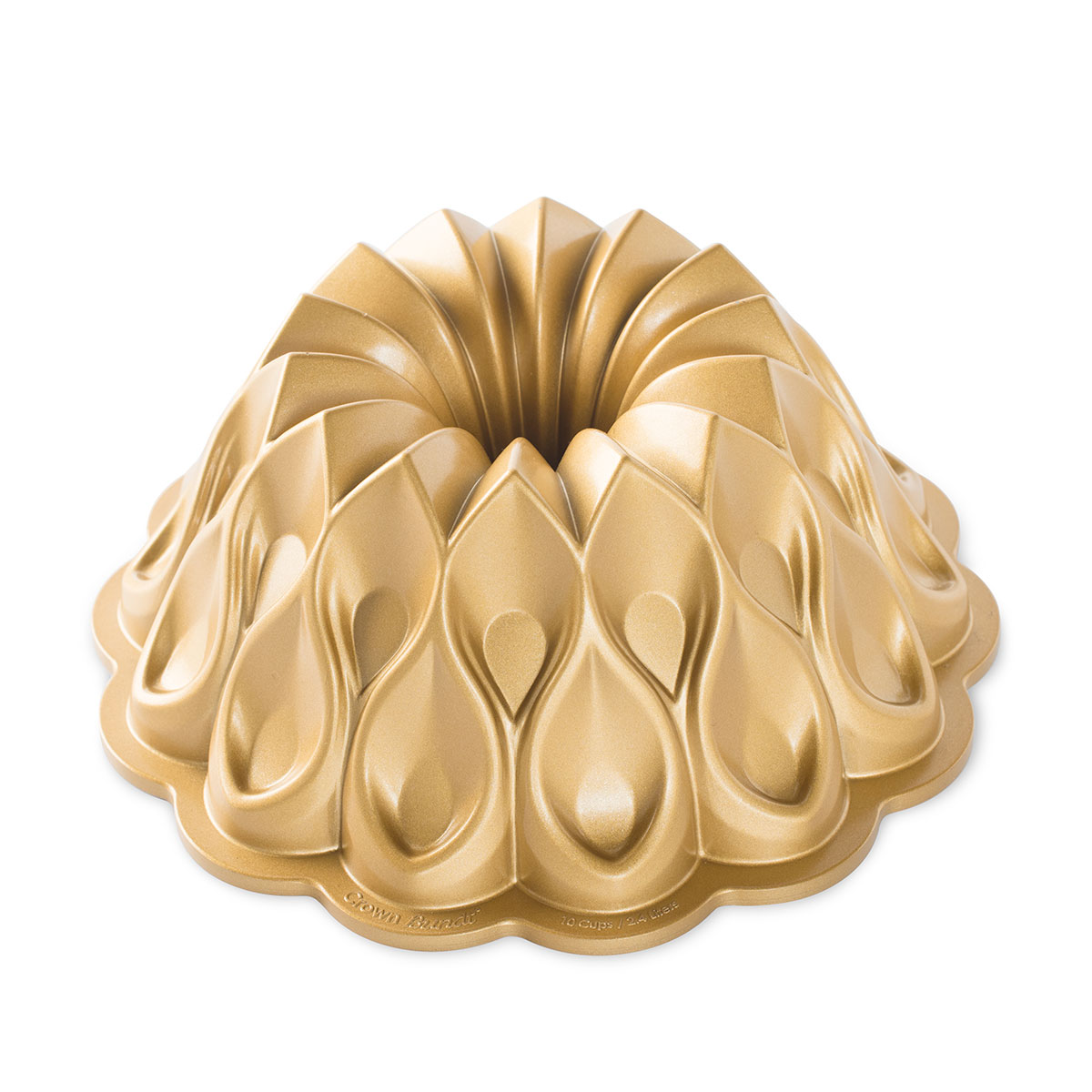 Image of   Nordic Ware randform - Crown Bundt Pan