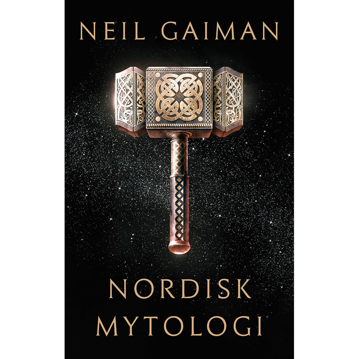 Image of   Nordisk mytologi - Indbundet