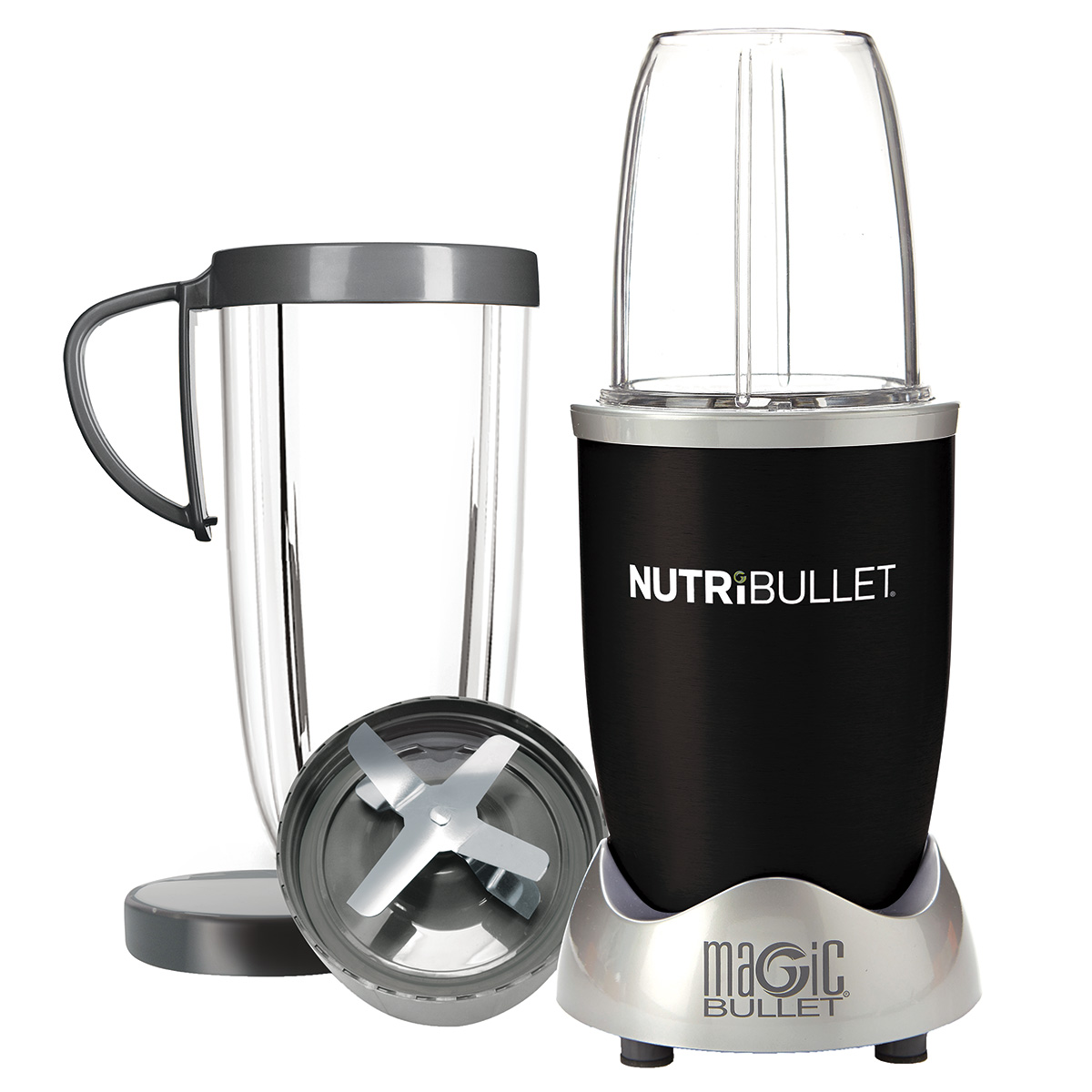 Image of   NutriBullet blender - 600 - Black