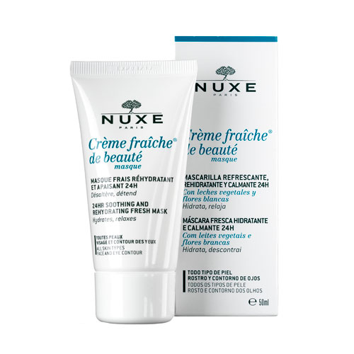 Image of   Nuxe Creme Fraiche Mask 50 ml