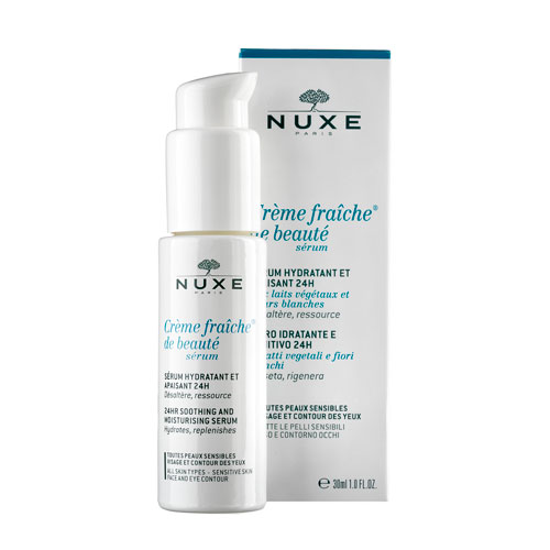 Image of   NUXE 48hr moisture skin-quenching serum - 30ml. Serum og special pleje