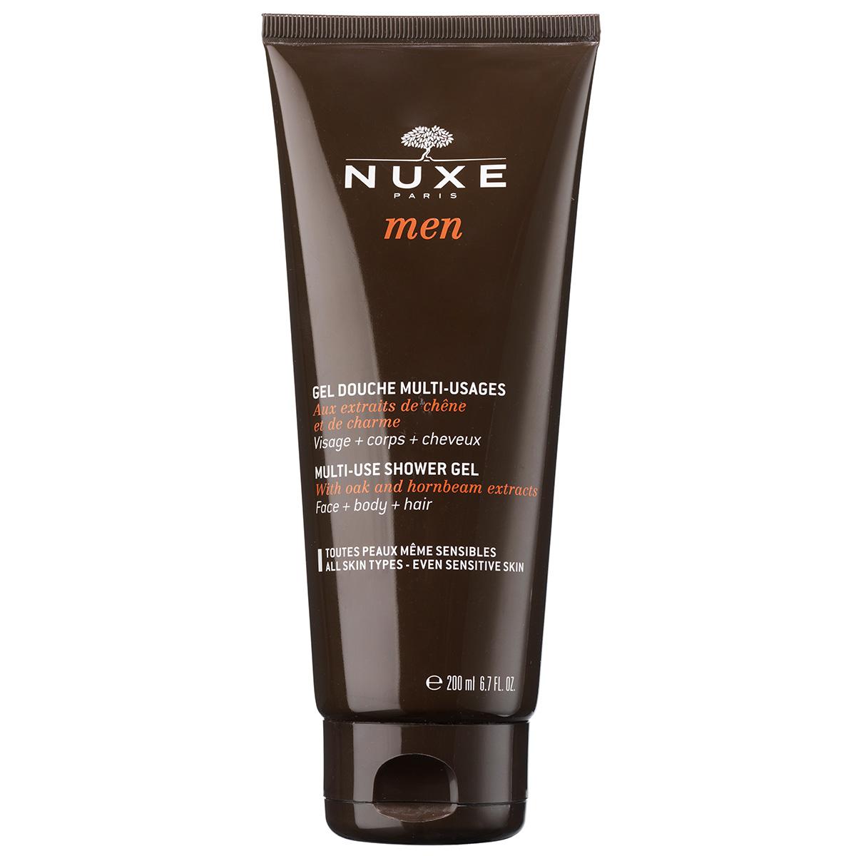 Nuxe Men Multi-Use Shower Gel - 200 ml