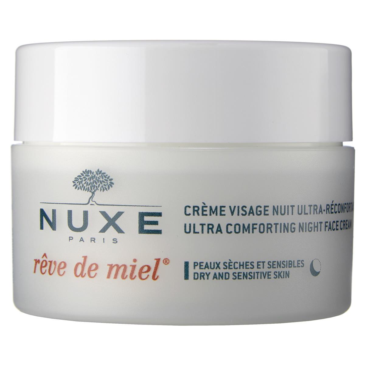 Nuxe Rêve de Miel Ultra Comforting Night Cream - 50 ml