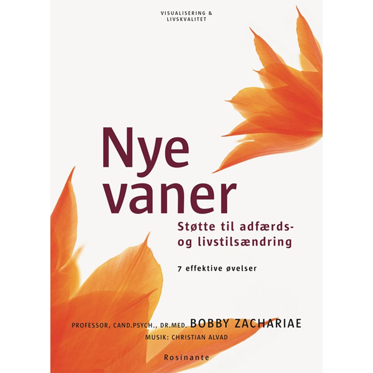 Image of   Nye vaner - støtte til adfærds- og livstilsændringer - Hæftet