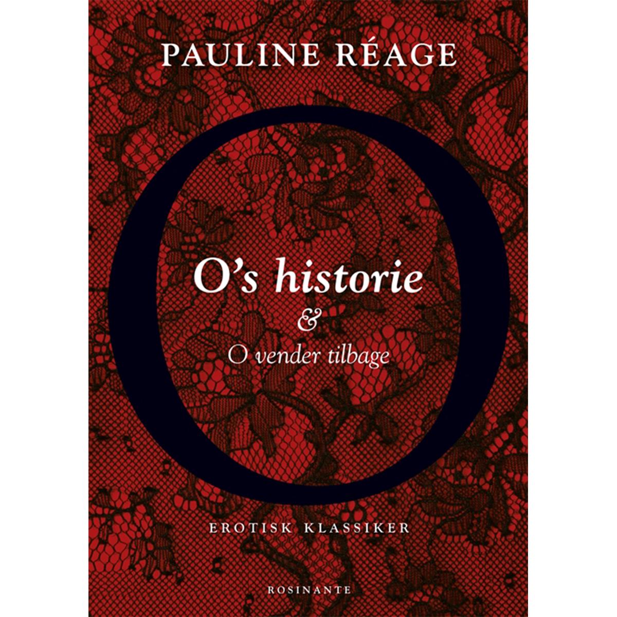 Image of   Os historie og O vender tilbage - Indbundet