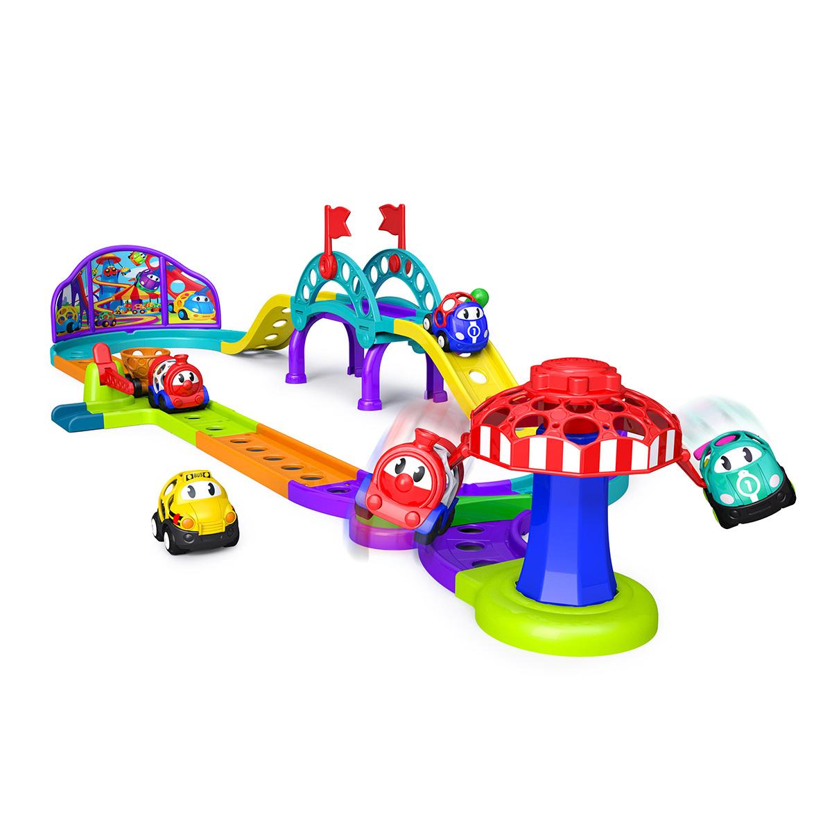 Billede af Oball bilbane - Go Grippers Amusement Park Playset