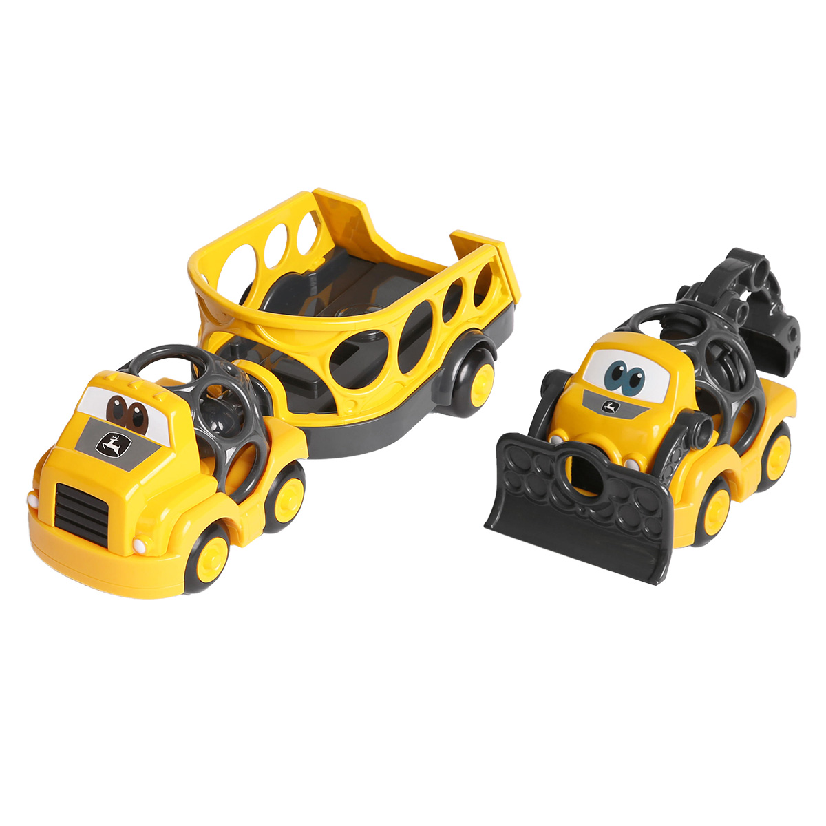 Image of   Oball John Deere traktorsæt - Go Grippers