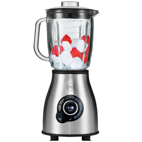 OBH Nordica blender - Pro Mix Med 1,75 l kande samt isknusnings- og smoothieprogram