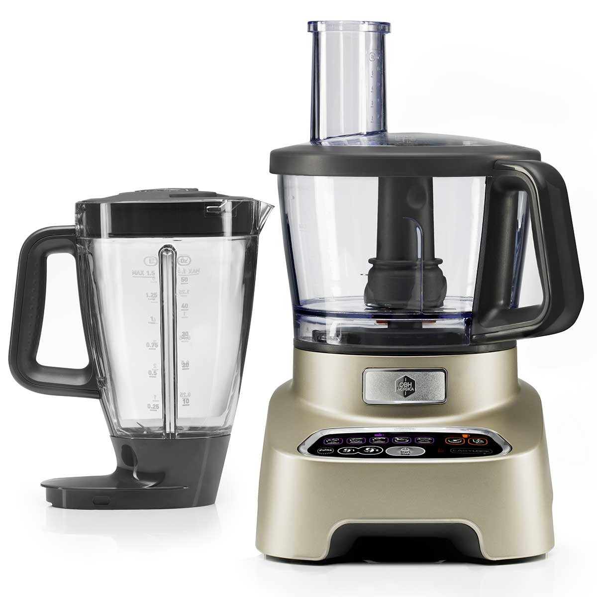 OBH Nordica foodprocessor - Double Force