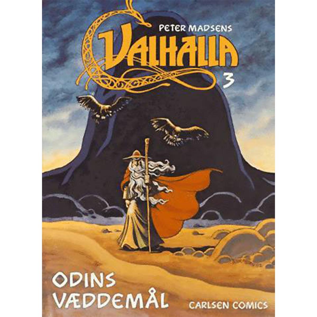Image of   Odins væddemål - Valhalla 3 - Hæftet