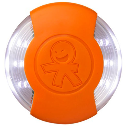Okiedog LED-lygte til klap- eller barnevogn