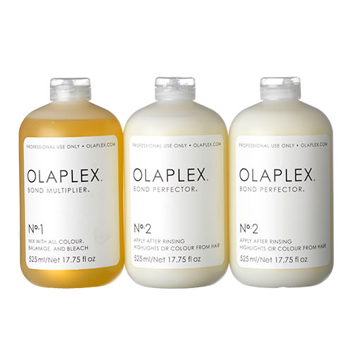 Image of   Olaplex Salon Intro Kit - 3 x 525 ml