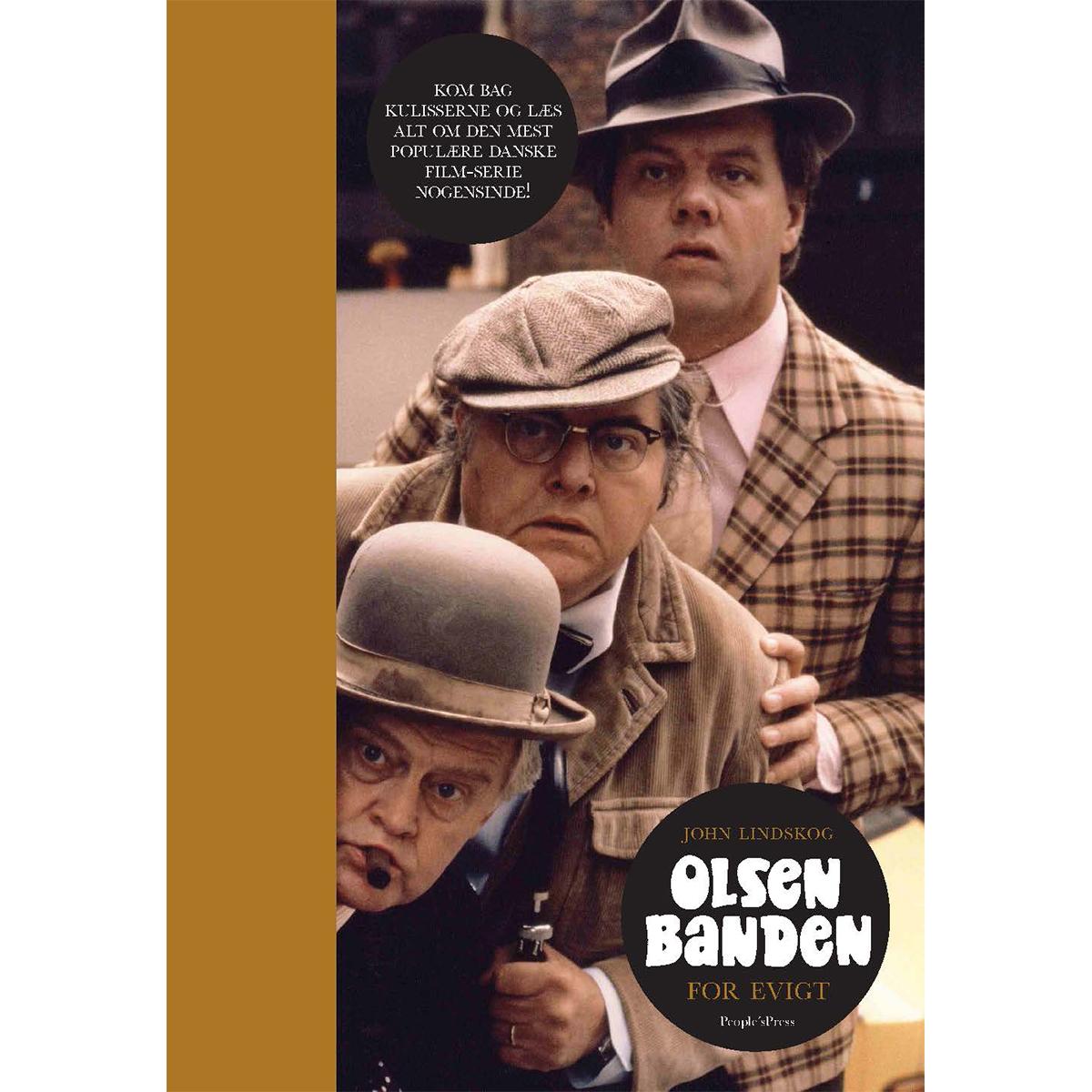 Olsen-banden - for evigt - Indbundet
