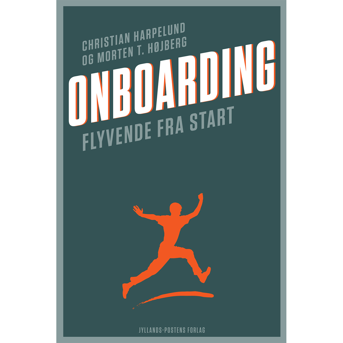 Billede af Onboarding - flyvende fra start - Hæftet