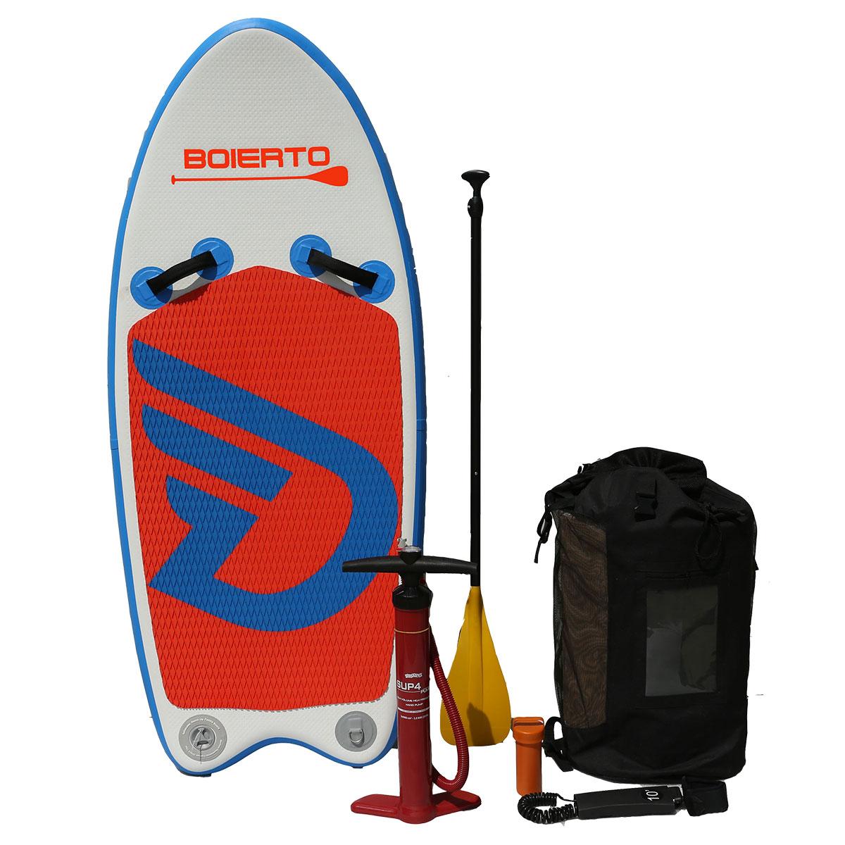Oppusteligt Stand Up Paddleboard til børn