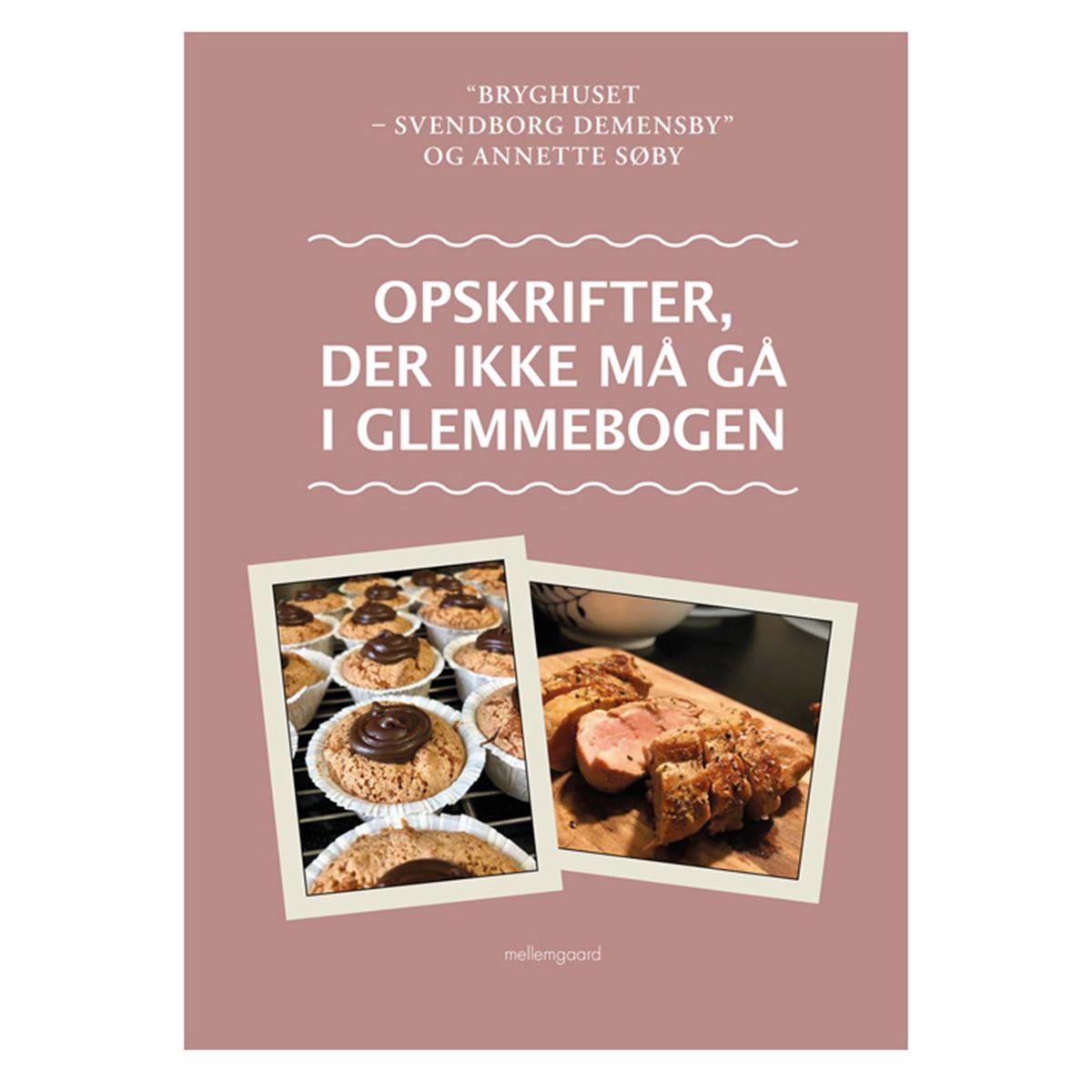 Image of   Opskrifter, der ikke må gå i glemmebogen - Spiralryg