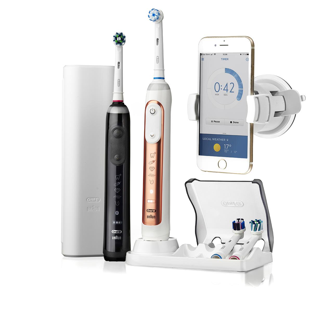 Billede af Oral-B eltandbørste - Genius 9900 Duo