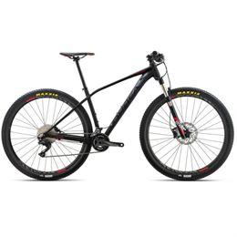 """Orbea Alma H30 29"""" mountainbike med 20 gear - Sort (mat/glans)"""