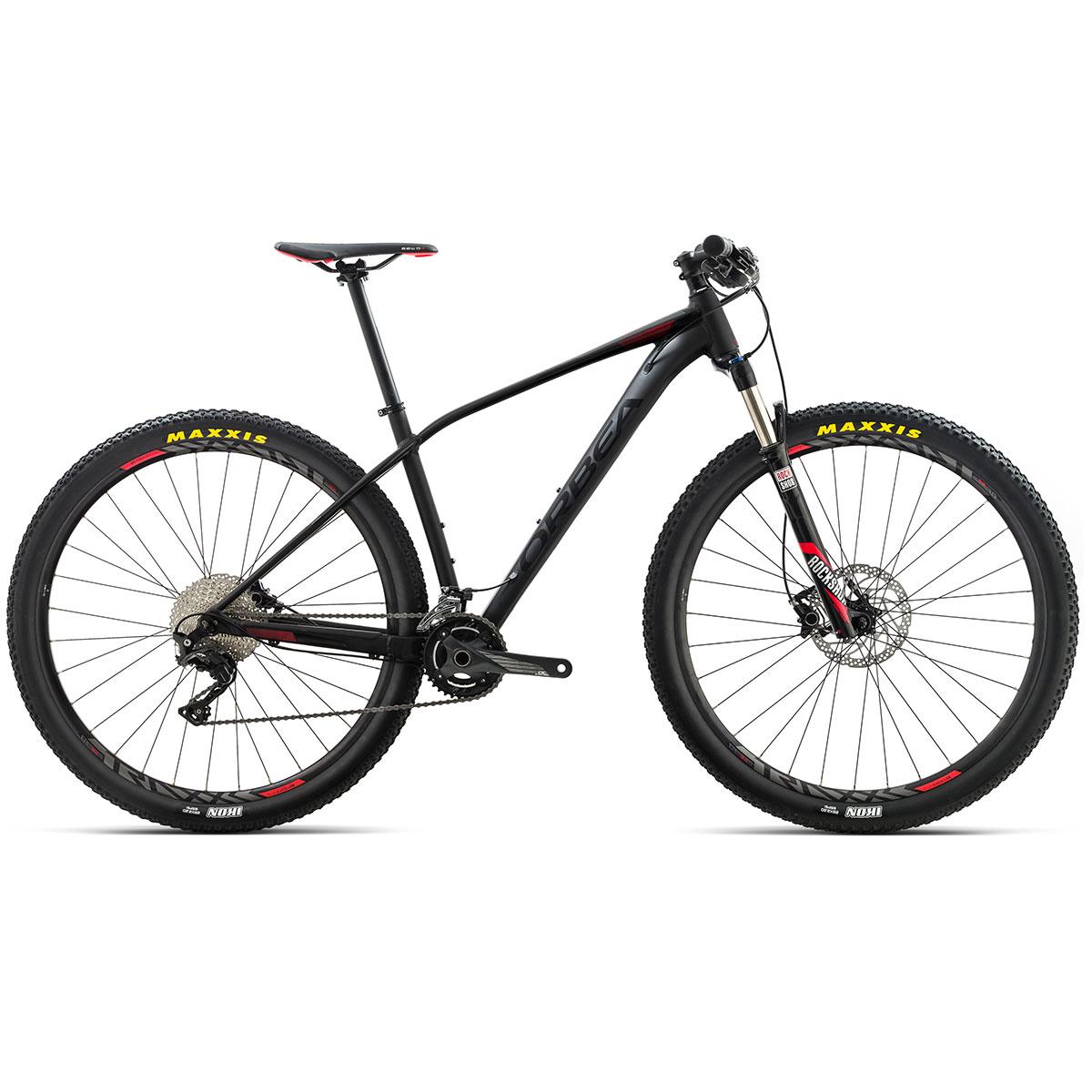 Image of   Orbea Alma H30 mountainbike med 20 gear - Sort