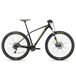"""Orbea Alma H50 29"""" mountainbike med 20 gear - Sort/grøn"""