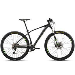 Orbea Alma H50 Mountainbike Med 20 Gear - Sort/lime