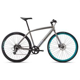 Orbea Carpe 30 Citybike Med 8 Gear - Grå/grøn