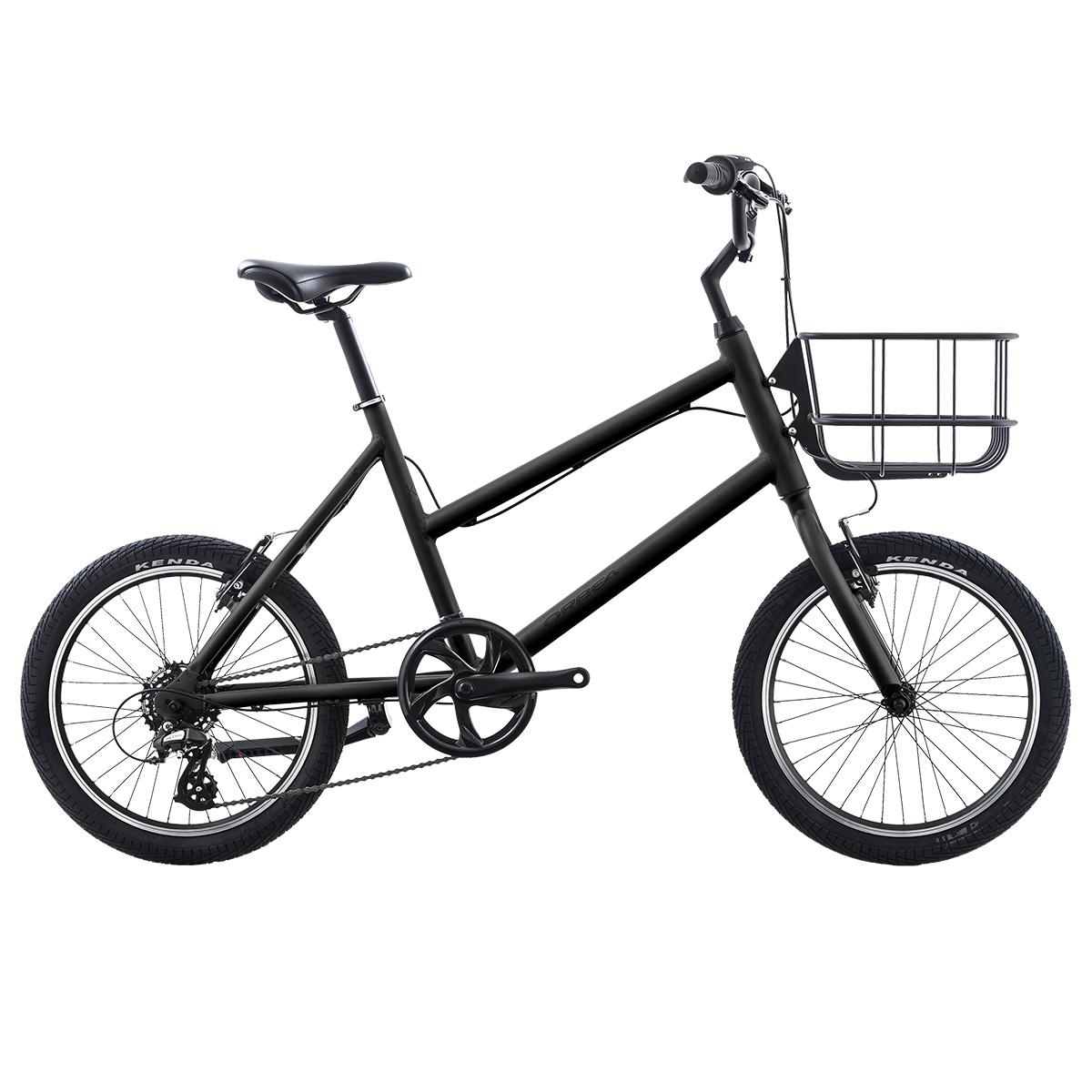 Image of   Orbea Katu 50 unisex cykel med 7 gear - Sort