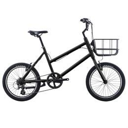 Orbea Katu 50 Unisex Cykel Med 7 Gear - Sort