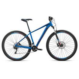 """Orbea MX10 29"""" mountainbike med 20 gear - Blå/rød"""
