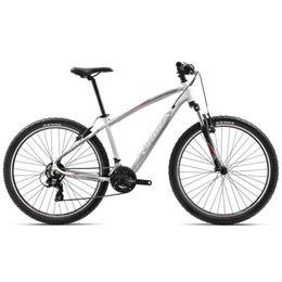"""Orbea Sport 30 27,5"""" mountainbike med 21 gear - Hvid/rød"""