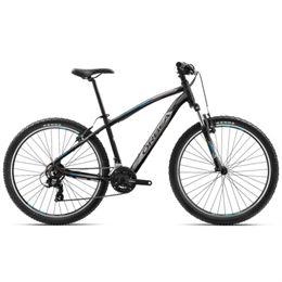"""Orbea Sport 30 27,5"""" mountainbike med 21 gear - Sort/blå"""