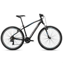 """Orbea Sport 30 27,5"""" mountainbike med 21 gear - Sort/hvid"""