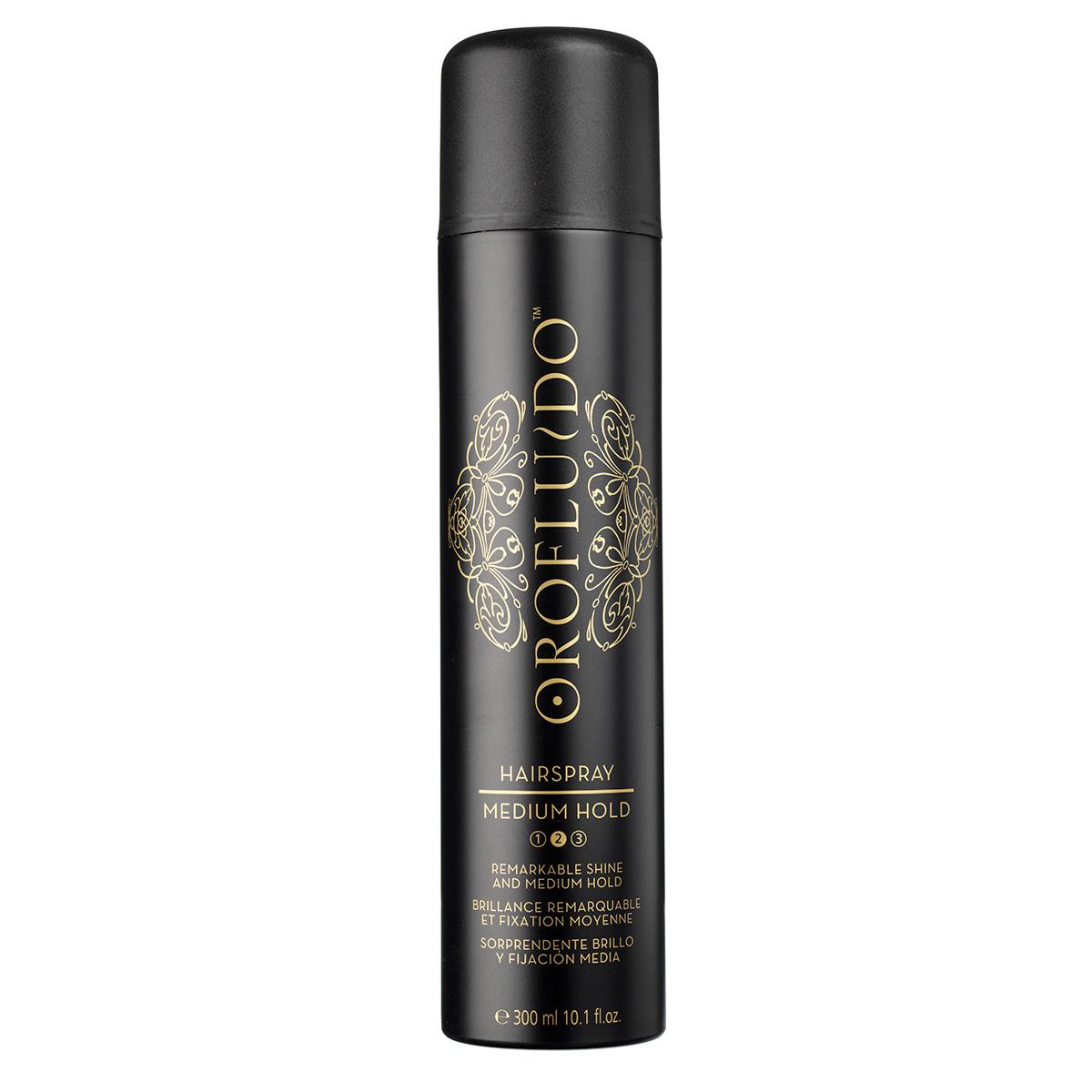 Image of   Orofluido Medium Hold Hairspray - 300 ml