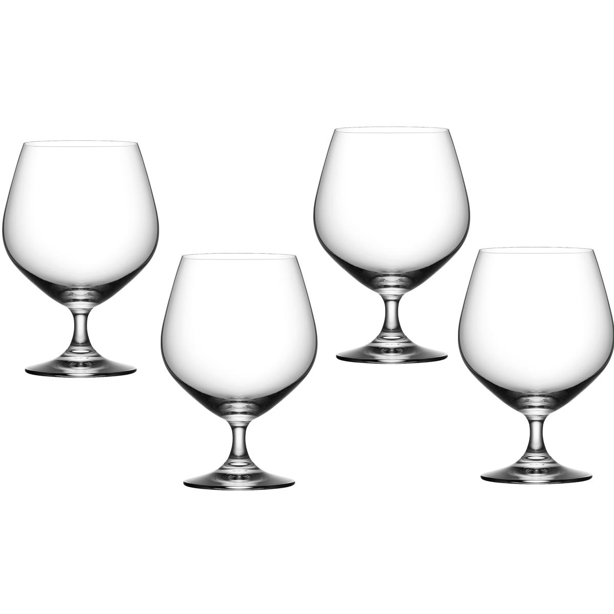 Billede af Orrefors cognacglas - Prestige - 4 stk.