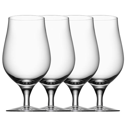 Image of   Beer taster ølglas 4 stk 4 stk