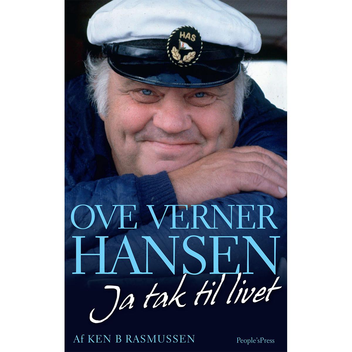 Ove Verner Hansen - ja tak til livet - Indbundet