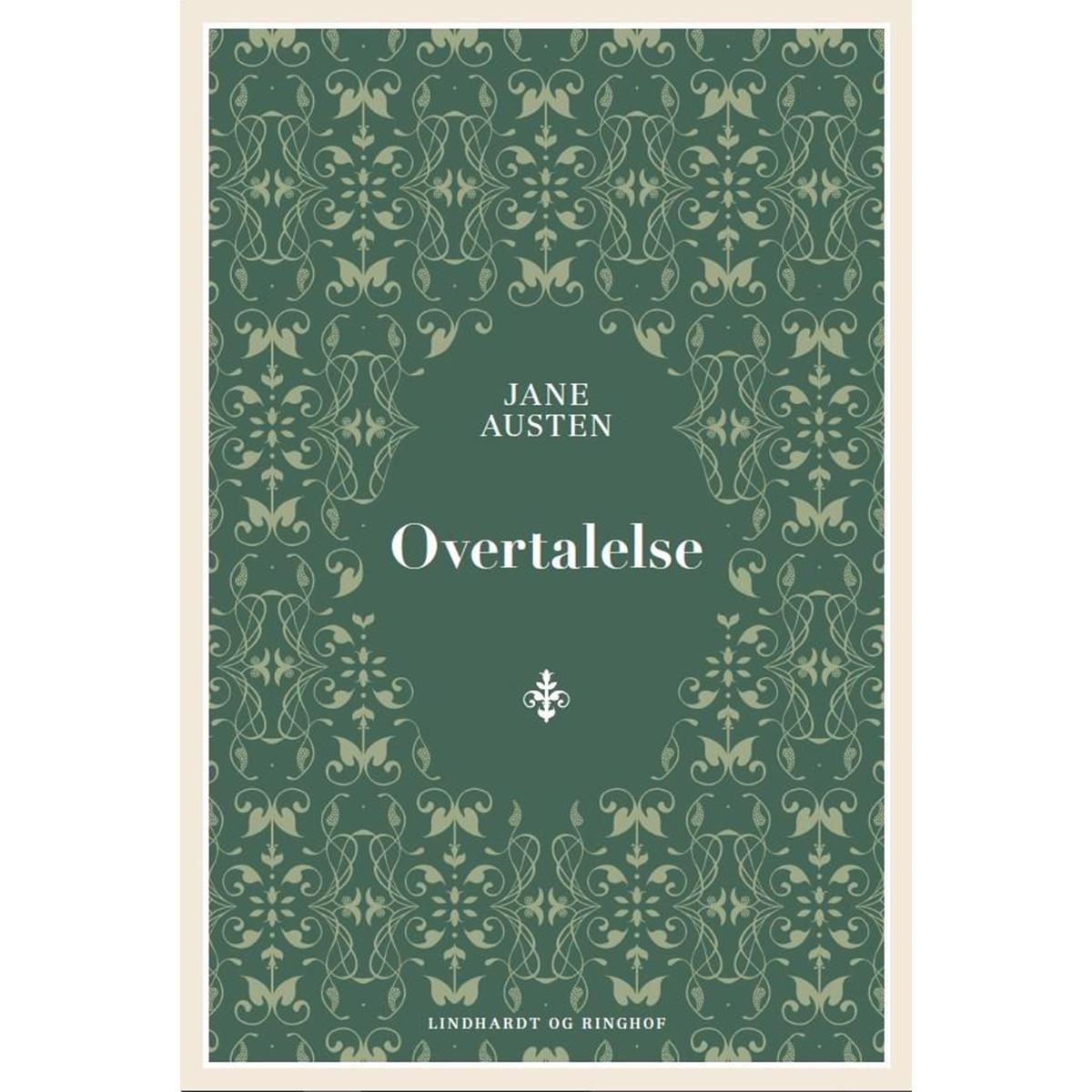 Image of   Overtalelse - Hardback