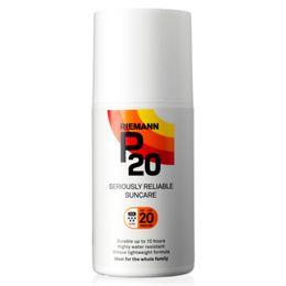 P20 solspray SPF 20 - 200 ml