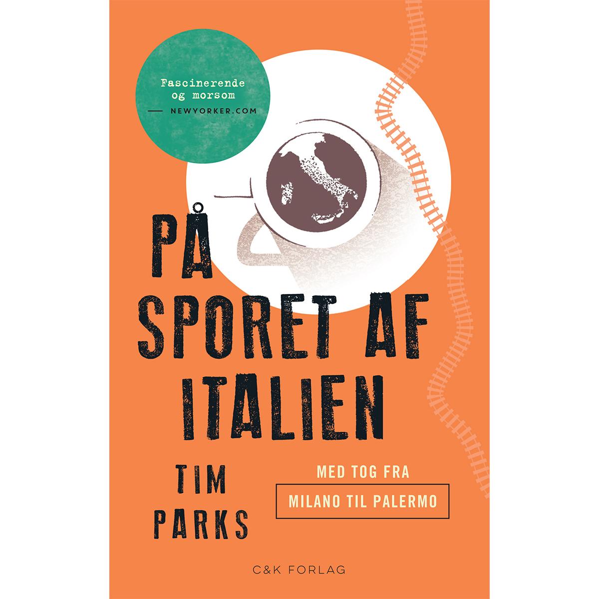 Image of   På sporet af Italien - Paperback
