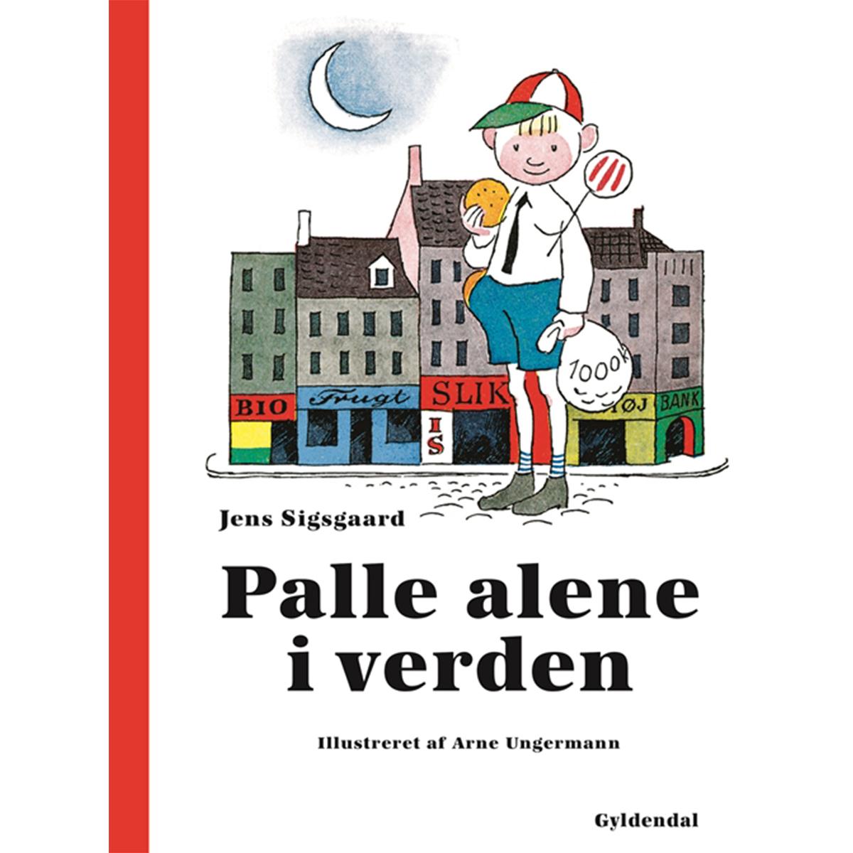 Image of   Palle alene i verden - Indbundet