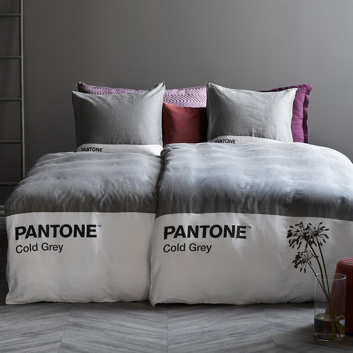 Image of   Pantone sengetøj - Mørkegrå