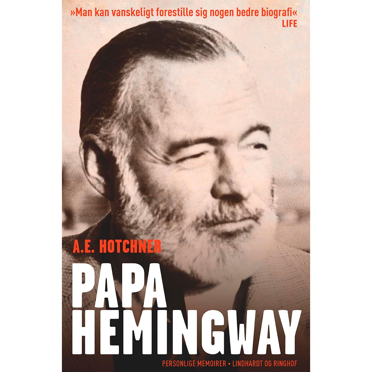 Papa Hemingway - Hardback