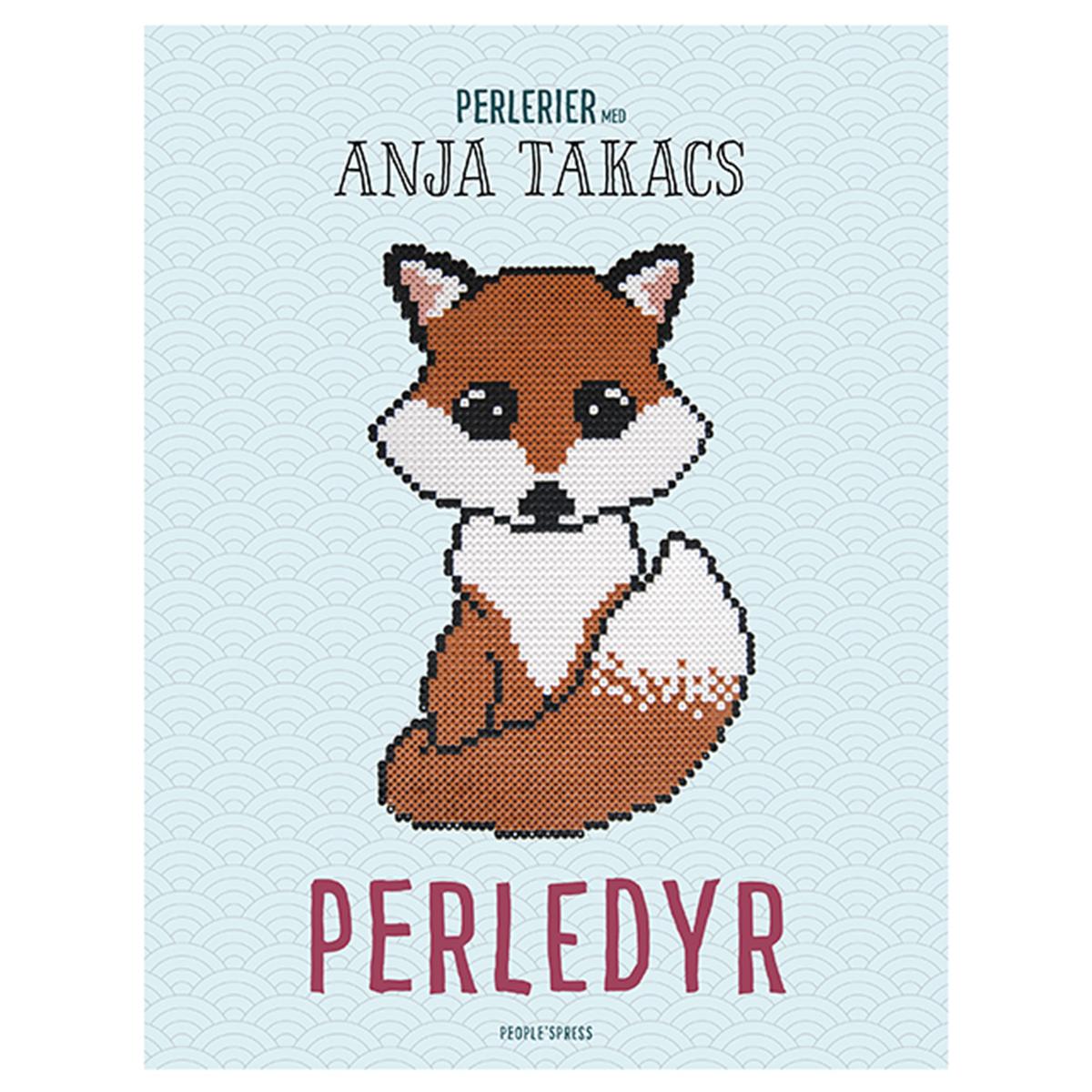 Image of   Perledyr - Perlerier med Anja Takacs 1 - Indbundet